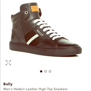 Bally sneakers shoes ❤️❤️❤️